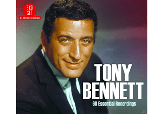 Tony Bennett - 60 Essential Recordings - (CD)