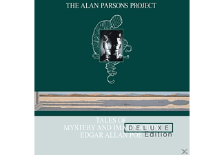 The Alan Parsons Project - Tales Of Mystery And Imagination (Vinyl) - (Vinyl)