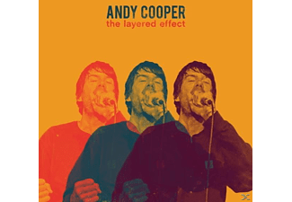 Andy Cooper - The Layered Effect - (Vinyl)