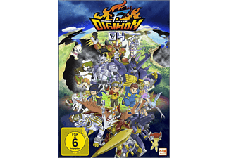 Digimon Frontier - Vol. 1 (Episoden 1-17) - (DVD)
