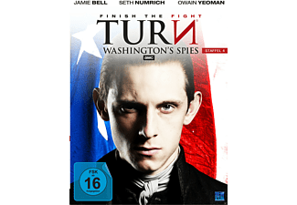 Turn Washington´s Spies - Staffel 4 - (DVD)