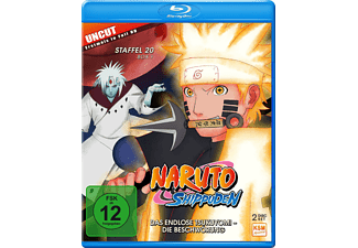 Naruto Shippuden - Staffel 20 - Vol.1 (Episoden 634-641) - (Blu-ray)