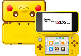 NINTENDO New Nintendo 2DS XL - Pikachu Edition