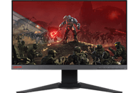 LENOVO Y25f-10 24.5 Zoll Full-HD Gaming Monitor (1 ms Reaktionszeit, FreeSync, 144 Hz)
