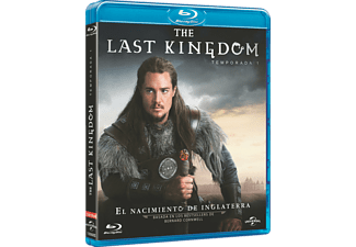TV The Last Kingdom, Temporada 1 - Blu-ray