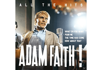 Adam Faith - All The Hits - (CD)