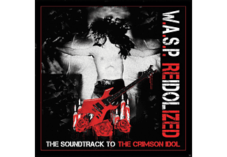 W.A.S.P. - W.A.S.P.: Re-Idolized - The 25th Anniversary Of The Crimson Idol - (LP + DVD Video)