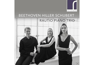 Rautio Piano Trio - Klaviertrios - (CD)