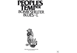 Peoples Temper - Bomb Shelter Blues I - (Vinyl)