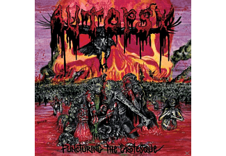 Autopsy - Puncturing The Groteque - (Vinyl)