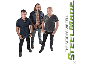 Steelmade - The Stories We Tell - (CD)