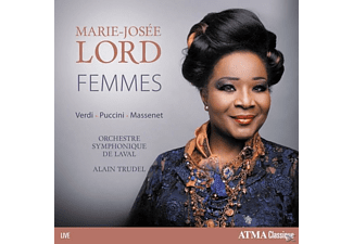 Marie-josee Lord - Femmes - (CD)