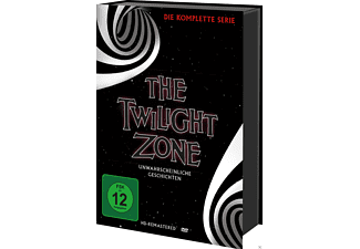 The Twilight Zone - Die komplette Serie - (DVD)