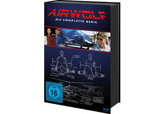 Airwolf - Die komplette Serie - (Blu-ray)