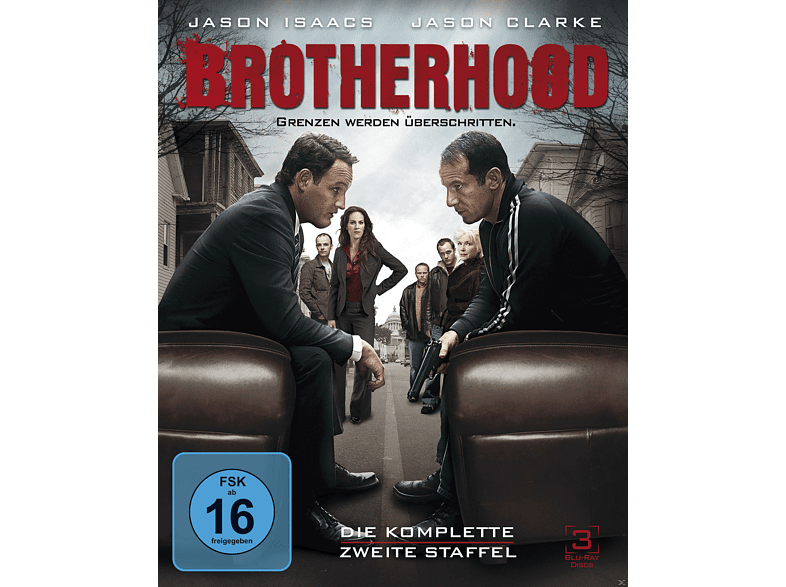 Brotherhood - Staffel 2 [Blu-ray]