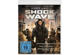 Shock Wave - (Blu-ray)