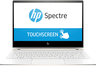 HP 13-af033ng, Notebook mit 13.3 Zoll Display, Core™ i7 Prozessor, 8 GB RAM, 512 GB SSD, UHD Graphics 620, Weiß