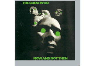 The Guess Who - Now And Not Then (Remastered & Sound Improved) - (CD)