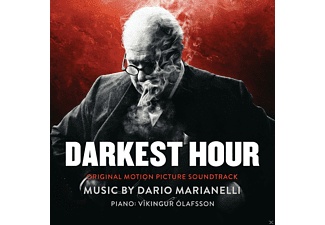 Darkest Hour OST CD