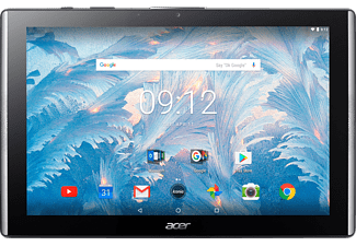 ACER Iconia One 10 (B3-A40FHD), Tablet mit 10.1 Zoll, 32 GB Speicher, 2 GB RAM, Android™ 7.0 (Nougat), Schwarz