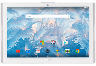 ACER Iconia One 10 (B3-A40FHD), Tablet mit 10.1 Zoll, 32 GB Speicher, 2 GB RAM, Android™ 7.0 (Nougat), Weiß