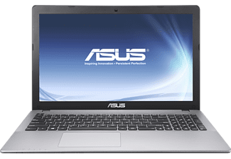 ASUS F550IU-DM111T, Notebook mit 15.6 Zoll Display, FX Prozessor, 8 GB RAM, 1 TB HDD, 256 GB SSD, Radeon RX 460, Matte Dark Gray/Matte Blue-Gray