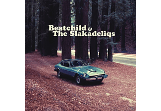 Beatchild & The Slakadeliqs - Heavy Rockin' Steady - (CD)