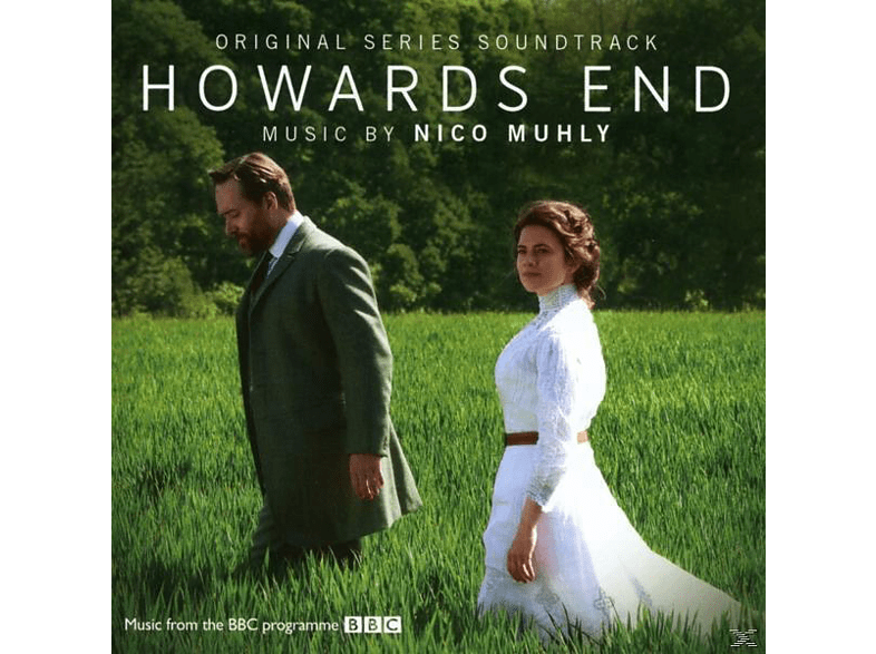 Nico Muhly - Howards End [CD]