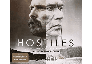 VARIOUS - Hostiles - (CD)