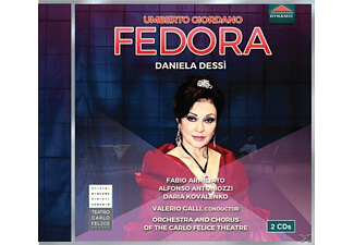 VARIOUS, Orchestra and Chorus of the Carlo Felice Theatre - Fedora - (CD)