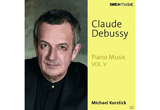 Michael Korstick - Piano Music Vol. V - (CD)