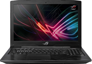 ASUS GL503VM-GZ083T, Gaming Notebook mit 15.6 Zoll Display, Core™ i7 Prozessor, 8 GB RAM, 1 TB HDD, 128 GB SSD, GeForce GTX1060, Schwarz