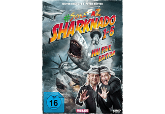 SchleFaZ - Sharknado 1-5: Hai Five Edition - (DVD)