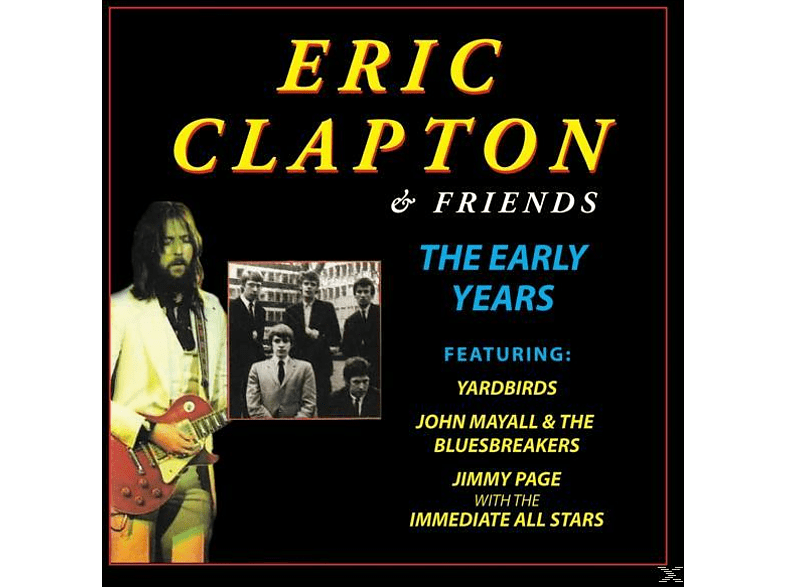 CLAPTON ERIC - THE EARLY YEARS [CD]