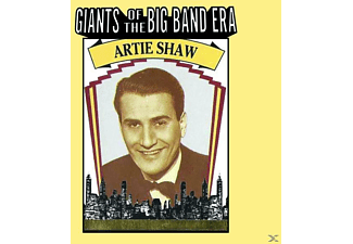 SHAW ARTIE - GIANTS OF THE BIG BAND ERA - (CD)