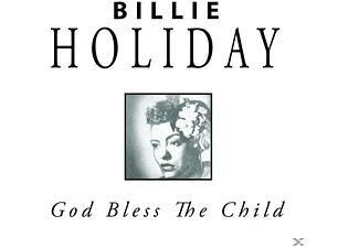 HOLIDAY BILLIE - GOD BLESS THE CHILD - (CD)