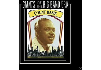 BASIE COUNT - GIANTS OF THE BIG BAND ERA - (CD)