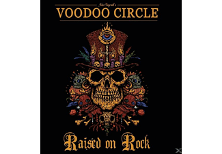 Voodoo Circle - Raised On Rock (Lim.Clear Green Vinyl) - (Vinyl)