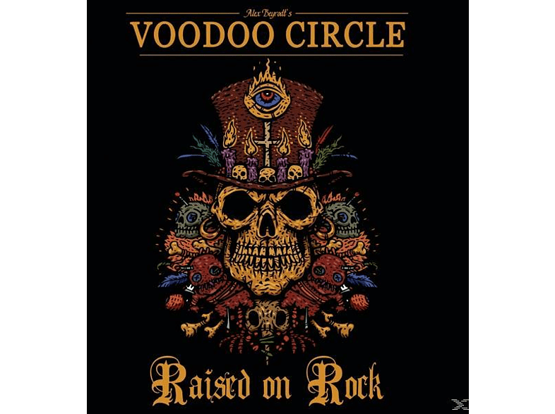 Voodoo Circle - Raised On Rock [CD]