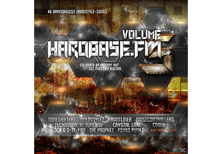 VARIOUS - HardBase.FM Volume Five! - (CD)