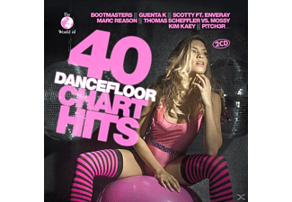 VARIOUS - 40 Dancefloor Chart Hits - (CD)