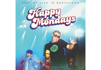 Happy Mondays - Best Of Live In Barcelona - (Vinyl)