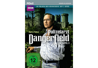 Polizeiarzt Dangerfield - Staffel 3 - (DVD)