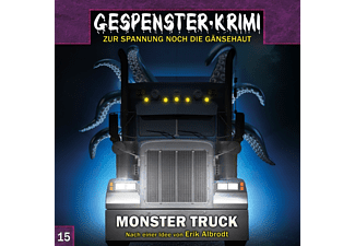 Gespenster Krimi 15: Monster Truck - 1 CD - Horror