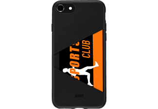 ARTWIZZ TPU Card Case iPhone 7/iPhone 8 Handyhülle, Schwarz