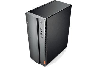 LENOVO Lenovo Tower 510 Intel Core i5-7400 3.0GHz-8GB DDR4 Ram-1TB HDD-GTX1050 2GB DDR5-Win10  90G80040TX
