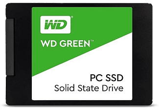 WD 120GB Sata  Green 2.5 SSD Hard Disk