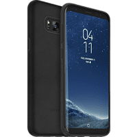 MOPHIE mophie charge force case & powerstation mini  , Backcover, Samsung, Galaxy S8+, Schwarz