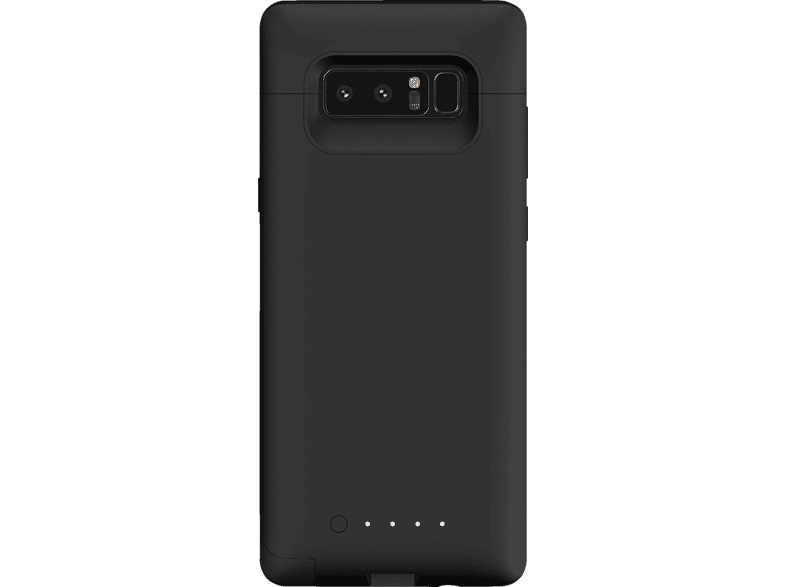 MOPHIE mophie juice pack Akkuhülle  , Backcover, Samsung, Galaxy Note8, Schwarz