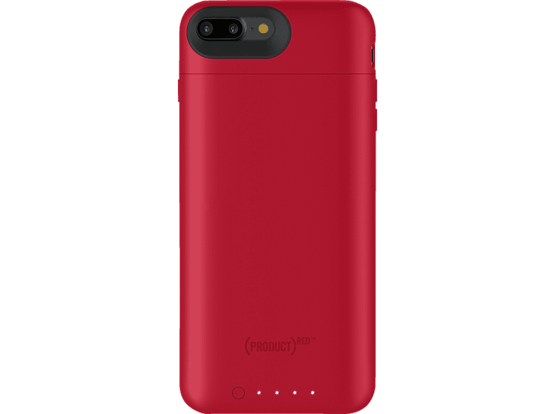 MOPHIE mophie juice pack air Akkuhülle  , Backcover, Apple, iPhone 7 Plus, Rot